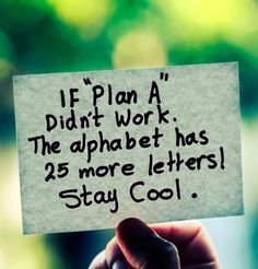 Stay Cool 25 more letters