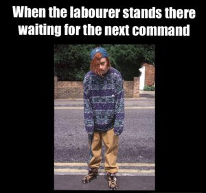 unengaged employee